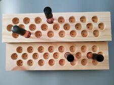 Fragrants oil perfume wooden display rack