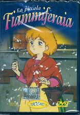 La Piccola Fiammiferaia (2003) DVD NUOVO SIGILLATO Cartoni Animati De Agostini