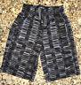 Nike Boy's Size Medium DriFit Basketball Athletic/Fitness Shorts  ~Black/Gray~