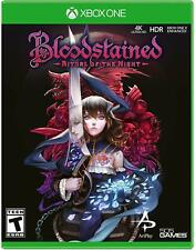 Bloodstained: Ritual of the Night (Microsoft Xbox One, 2019)