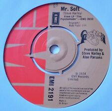"COCKNEY REBEL - MR SOFT. 7"" SINGLE 1974 ISSUE."