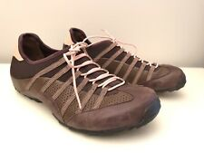 Z3-21 Tsubo Womens Pink Brown Shoes Sneakers Size 9