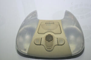 MERCEDES BENZ W230 FRONT INTERIOR LIGHT WITH SUNROOF CONTROL A2308200001
