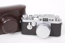 Leica IIIg camera with 5cm f2.8 Elmar lens