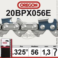 "Chain 20BPX056E OREGON .325"". 1,3 mm. 56 link"