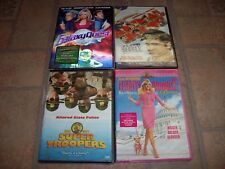 Dvd Comedy Lot: Galaxy Quest, Animal House, Super Troopers, Legally Blonde 2