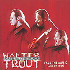 Walter Trout, Walter Trout Band - Face the Music [New CD]
