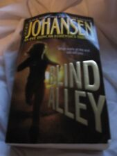 Blind Alley by Iris Johansen (2005, Paperback) Eve Duncan Forensics Thriller
