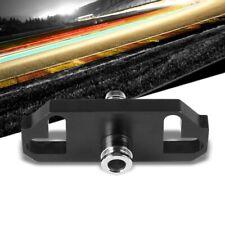 NRG Black FRG-TNMC Fuel Pressure Regulator Block Off Plate For 93-95 Mazda RX-7