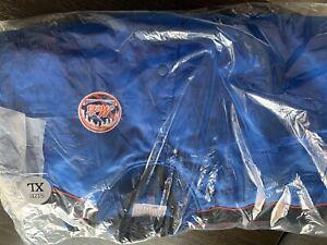 Genuine Merchandise NY Mets World Series 1986 jacket new, blue, XL