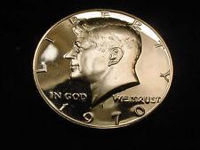 1970-S KENNEDY HALF DOLLAR GREAT GEM PROOF COIN!!!   #72**