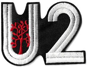 U2 Joshua Tree Patch [Embroidered] Emblem Symbol Badge [Classic Rock Band] U 2