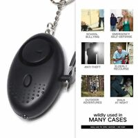 Self Defense Keychain Personal Alarm Emergency Siren Song Survival Whistle Kids