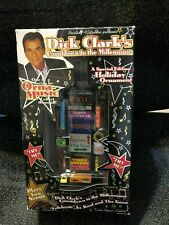 Dick Clarks Countdown to the Millennium Holiday Ornament 2000 Works