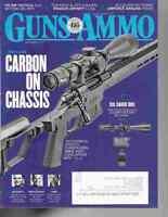 Guns & Ammo Handguns Magazine September 2018 Sig Sauer BDX, Franchi Affinity