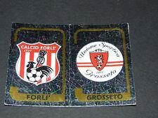 N°703 FORLI GROSSETO SERIE C CALCIO PANINI CALCIATORI 2003-2004 FOOTBALL ITALIA