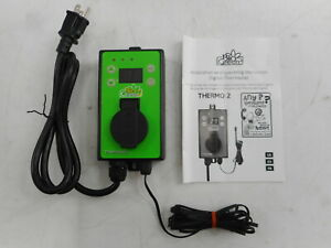 BioGreen TER2/US Thermo 2 Digital Greenhouse Thermostat
