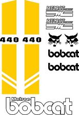 440 repro decals / decal kit / sticker set US seller Free shipping fits bobcat