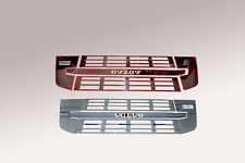 Volvo FH Version 3 2009-2013 Radiator Lower Grill Super Polished Stainless Steel