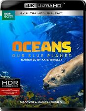 Oceans: Our Blue Planet (4K Ultra HD)(UHD)(Pre-order / Jan 22)