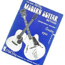 The New Mel Bay Modern Guitar Method Grade 1 Beginner Instruction Music Book
