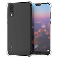 Coque Huawei P20 Svelte Silicone Gel TPU Meilleur Etui Protection Housse Robuste