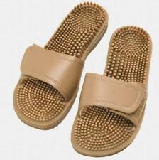 Maseur Invigorating Massage Sandal Beige - Size 9