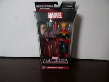 MARVEL LEGENDS INFINITE SERIES MAIDENS OF MIGHTY CAPTAIN MARVEL COMPLETE