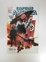 Captain America #6, VF 8.0, 1st Appearance Winter Soldier