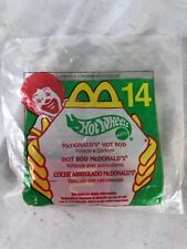 McDonalds Happy Meal Hot Wheels Toy #14 Hot Rod From 2000