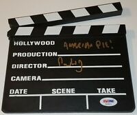 PAUL WEITZ DIRECTOR SIGNED MOVIE CLAPPER CLAPBOARD AMERICAN PIE ABOUT A BOY PSA