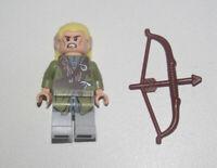 Lego ® Minifig Figurine Lord of Rings Legolas NEW