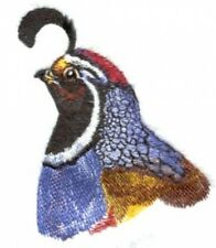 Embroidered Fleece Jacket - Quail BT4593