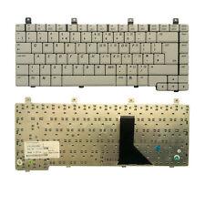 HP COMPAQ AECT1TPF021 UK LAYOUT LAPTOP KEYBOARD K031802B1 white/gray