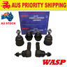 Lower Upper Ball Joints Tie Rod Ends Ford Falcon BA BF 2002-2008 inc XR6 XR8
