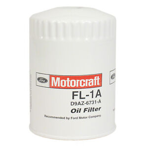 Motorcraft/Ford FL-1A/D9AZ-6731-A Engine Oil Filter For Ford
