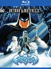 BATMAN & MR FREEZE - SUBZERO -   BLU RAY Sealed Region free for UK