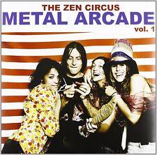 "THE ZEN CIRCUS METAL ARCADE VOL.1 VINILE EP 10"" RECORD STORE DAY 2012 NUOVO"