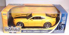 JADA  2006 CHEVROLET CAMARO CONCEPT CAR 1:18 SCALE DIECAST  - NEW IN BOX