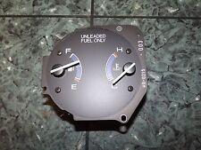 96-00 OEM Honda Civic EK dash gauge cluster fuel / temp combo gauge MT HR-215