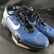 Nike Zoom Kobe 7 VII System Game Royal Metallic Silver Black 517359-400 9 US