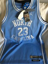Michael Jordan North Carolina 08 Away Nike Elite Team Sports Jersey, L, New