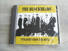 rock CD newwave punk80s IAN DURY AND THE BLOCKHEADS Straight From The Desk 2