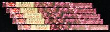 40 Sticks 5 x 8g PRECIOUS Series LAVENDER Floral Scent Incense Insence HEM Bulk
