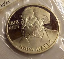 Russland: 1 Rubel 1983 100. Todestag Karl Marx PP orig. verpackt  LA143NV