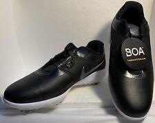 10.5W Nike Men's Golf Vapor Pro Boa Shoes Sneakers Black/Gray/White(Aq1789-0 01)