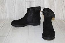 Rocket Dog Marila Faux Suede Ankle Boots, Women's Size 8.5, Black