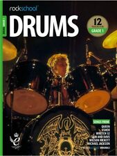 Rockschool Drums 2018-2024 Grade 1 Book/Audio