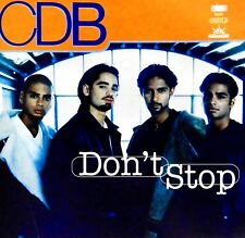 Don't Stop [EP] by CDB (CD) LIKE NEW!