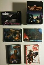 2014 Upper Deck Guardians of the Galaxy set 1-135 + insert + high numbers rare